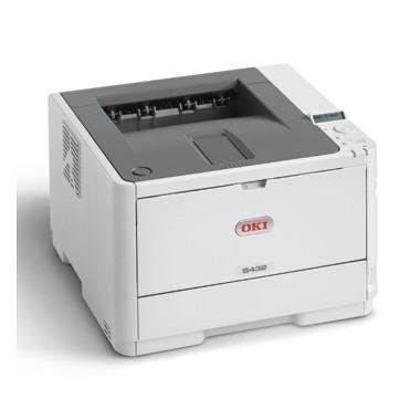 OKI B432dn Naujas spausdintuvas, lazerinis, juodai baltas