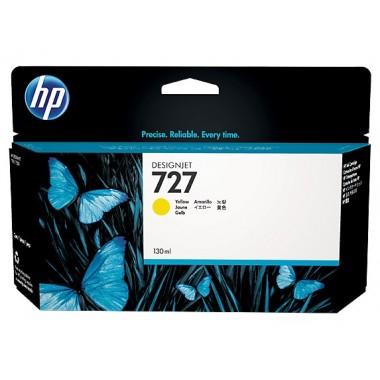 HP Ink No.727 Yellow (B3P21A)