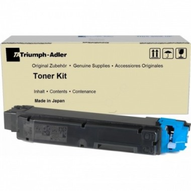 Triumph Adler Toner Kit PK-5011C/ Utax Toner PK5011C Cyan (1T02NRCTA0/1T02NRCUT0)