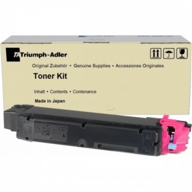 Triumph Adler Toner Kit PK-5011M/ Utax Toner PK5011M Magenta (1T02NRBTA0/ 1T02NRBUT0)