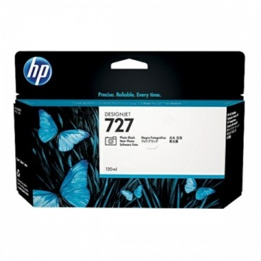 HP Ink No.727 Photo Black (B3P23A)