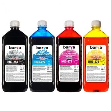 Neoriginali nauja Barva Epson T6645 L100/ L210/ L300/ L350/ L355 CMYK 4x90 ml. Komplektas
