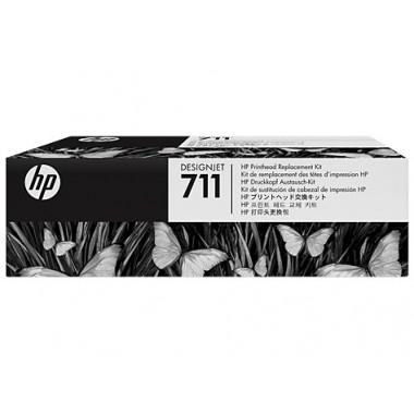 HP Printhead No.711 (C1Q10A)