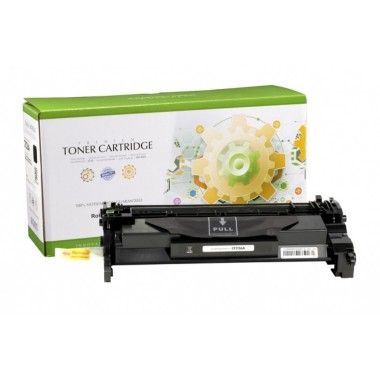 Neoriginali Static Control Hewlett-Packard CF226A / Canon Cartridge 052 Juoda, 3100 psl.