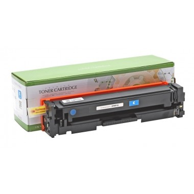 Neoriginali Static Control Hewlett-Packard CF401X / Canon CRG 045H Mėlyna, 2300 psl.