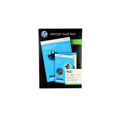 HP Ink No.953 XL Value Pack (1CC21AE)