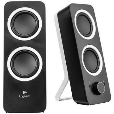 LOGITECH Z200 Speaker 2.0 Midnight Black