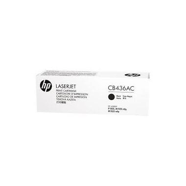 HP CONTRACT Cartridge No.36A Black (CB436AC) B Grade