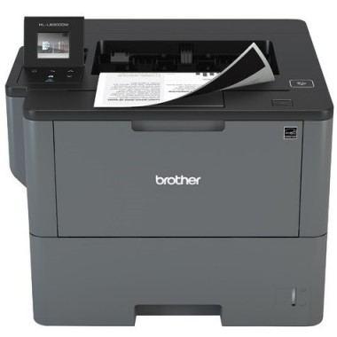 Brother HL-L5100DN Monochrome Laser Printer with Networking and Duplex
