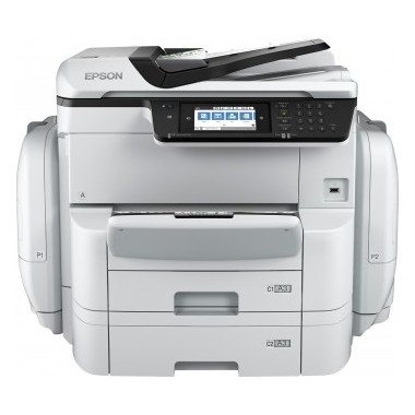 Epson WORKFORCE PRO WF-C869RDTWF, A3, 4-in-1 business inkjet