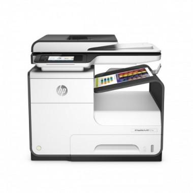 HP PageWide Pro 477dw Multifunction Printer Naujas spausdintuvas, rašalinis, spalvotas,