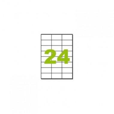 Lipnios etiketės 70x36mm (24)