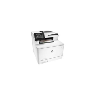 HP Color LaserJet Pro MFP M477fdw Naujas spausdintuvas, lazerinis, Spalvotas