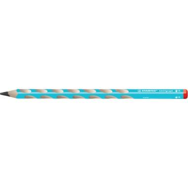 Pieštukas 2B EASYgraph R mėlynas
