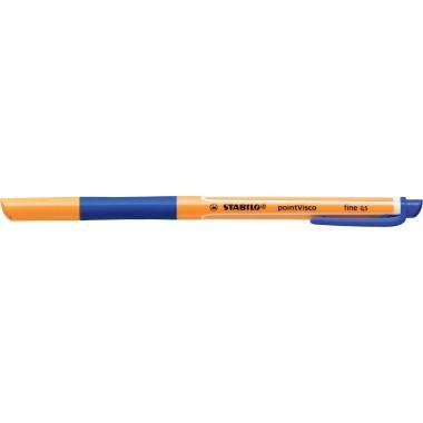 Rašiklis POINT VISCO 0.5 mėlynas