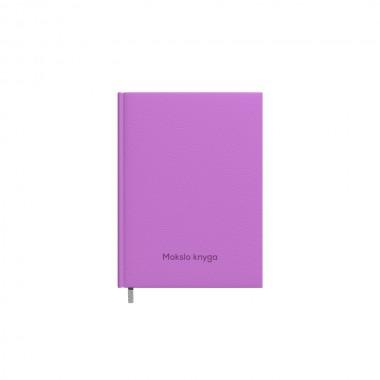 Mokslo knyga 14x19cm, 2417900021 alyvinė