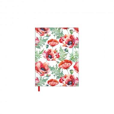 Mokslo knyga 2417900538 RED POPPIES