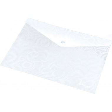 Aplankas-vokelis A4, 0410-0073-09 baltas