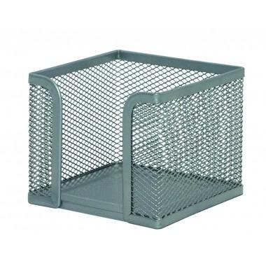 Dėžutė lapeliams metalinė 95x80x95mm sid