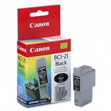 Canon BCI-21Bk Black, 225 p.