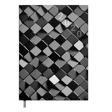 Darbo knyga A5 2417153642 cube