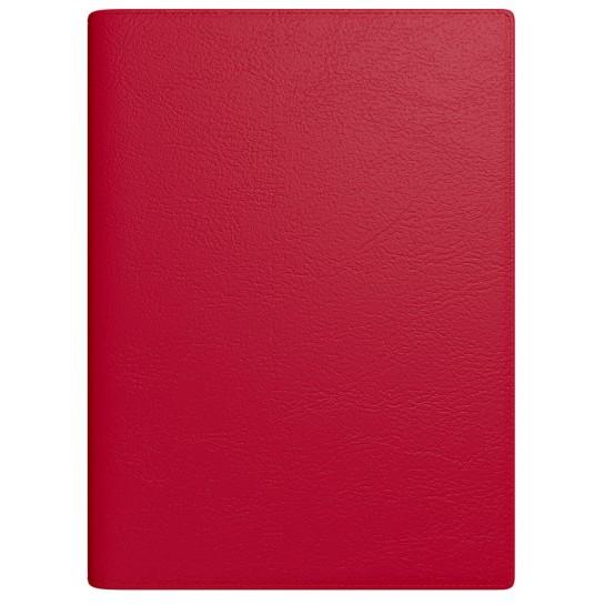 Darbo knyga A4 SENATOR Spirex, raudona