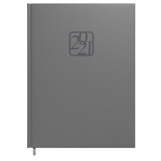 Darbo knyga A4 VIVELLA pilka