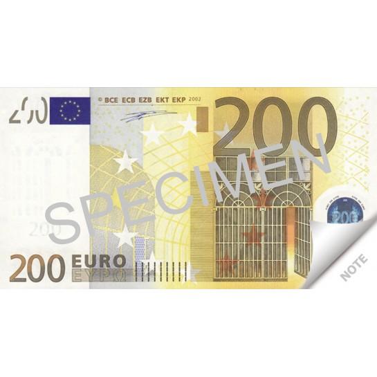 Bloknotas 200 EURO 70lapų