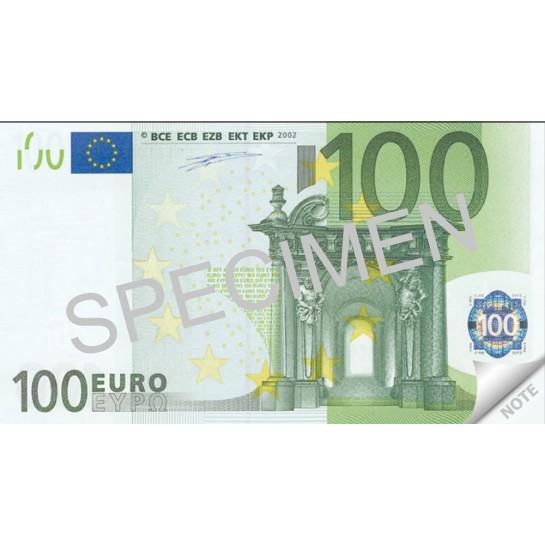 Bloknotas 100 EURO 70lapų